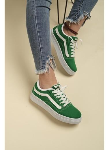 Oksit Sneakers Yeşil